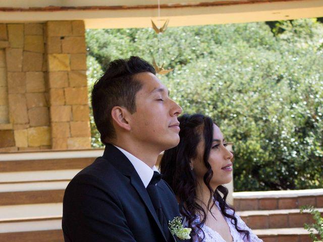 El matrimonio de Edwin y Dayana en Subachoque, Cundinamarca 32