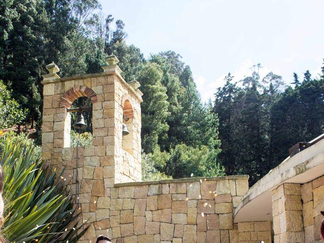 El matrimonio de Edwin y Dayana en Subachoque, Cundinamarca 33