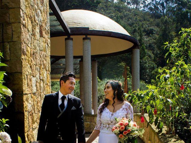 El matrimonio de Edwin y Dayana en Subachoque, Cundinamarca 39