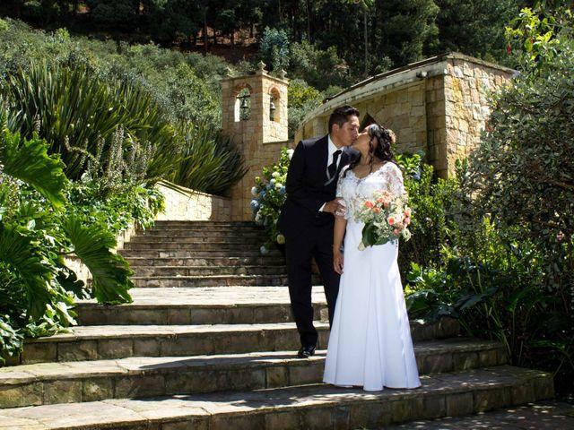 El matrimonio de Edwin y Dayana en Subachoque, Cundinamarca 41