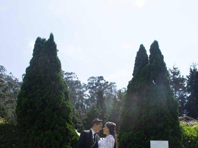 El matrimonio de Edwin y Dayana en Subachoque, Cundinamarca 52