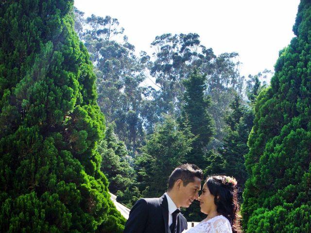 El matrimonio de Edwin y Dayana en Subachoque, Cundinamarca 53
