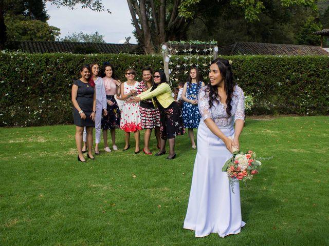 El matrimonio de Edwin y Dayana en Subachoque, Cundinamarca 61