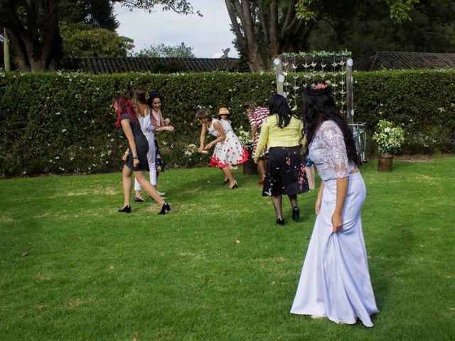 El matrimonio de Edwin y Dayana en Subachoque, Cundinamarca 63