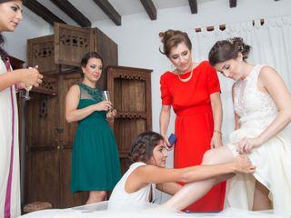 El matrimonio de Daniela y Luís Felipe 3
