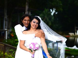 El matrimonio de Viviana y Fabian