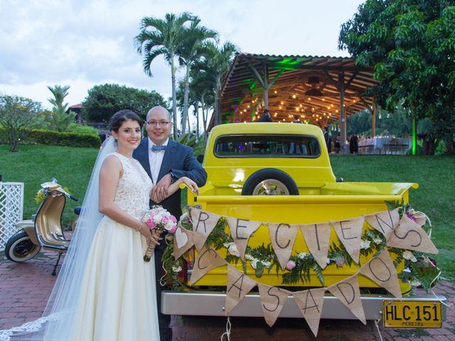 El matrimonio de Daniela y Luís Felipe