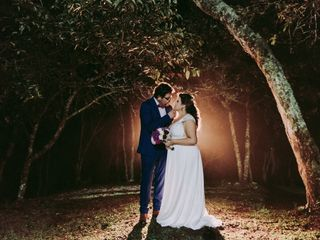 El matrimonio de Kelly y Jose
