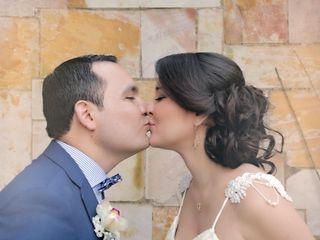 El matrimonio de Erica y Alexis