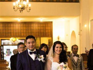 El matrimonio de Yeimi y Alejandro 2