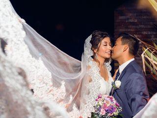 El matrimonio de Joahana y Rodolfo