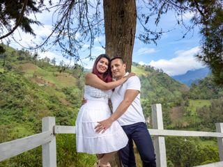El matrimonio de Lina y Nelson 1
