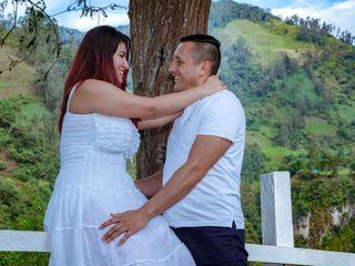 El matrimonio de Lina y Nelson 3