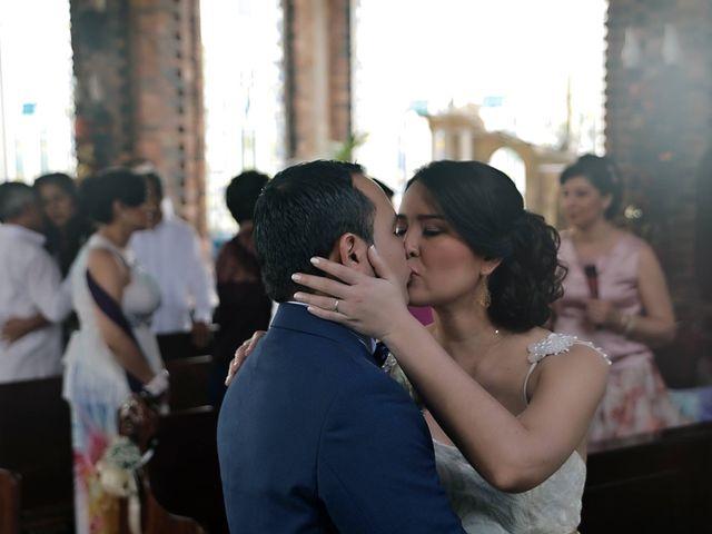 El matrimonio de Alexis y Erica en Bucaramanga, Santander 6