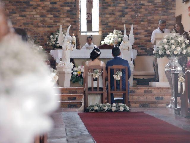 El matrimonio de Alexis y Erica en Bucaramanga, Santander 1