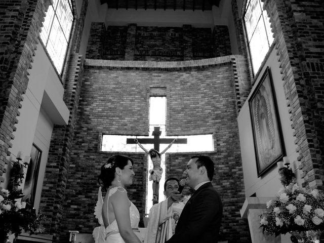 El matrimonio de Alexis y Erica en Bucaramanga, Santander 8