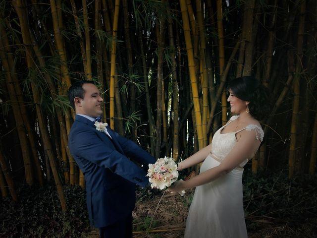 El matrimonio de Alexis y Erica en Bucaramanga, Santander 9