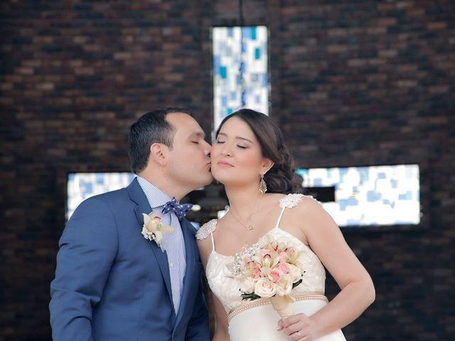 El matrimonio de Alexis y Erica en Bucaramanga, Santander 10