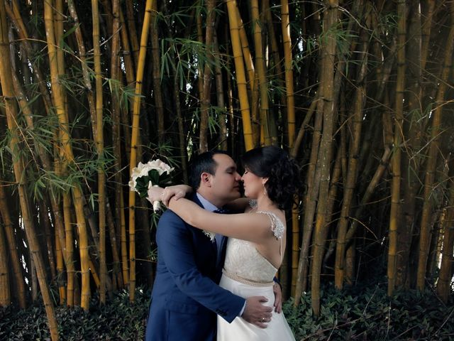 El matrimonio de Alexis y Erica en Bucaramanga, Santander 12
