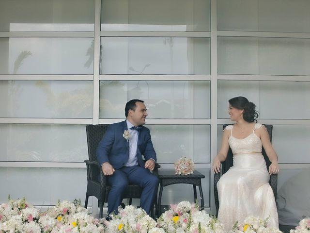 El matrimonio de Alexis y Erica en Bucaramanga, Santander 15