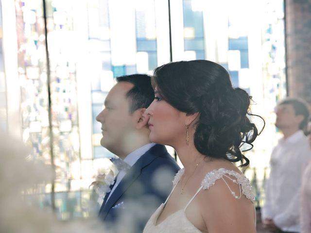 El matrimonio de Alexis y Erica en Bucaramanga, Santander 16