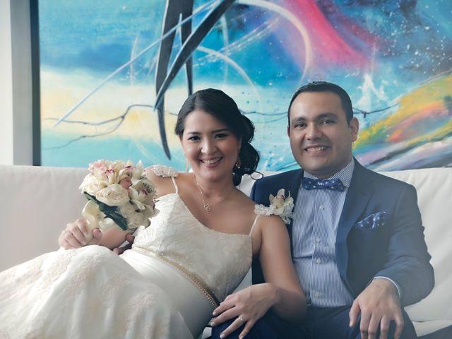 El matrimonio de Alexis y Erica en Bucaramanga, Santander 27