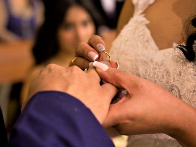 El matrimonio de Alejandro y Yeimi en La Calera, Cundinamarca 1