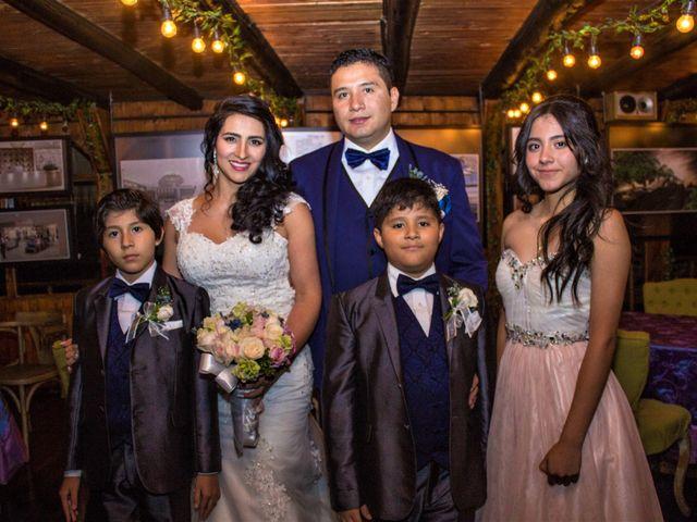 El matrimonio de Yeimi y Alejandro