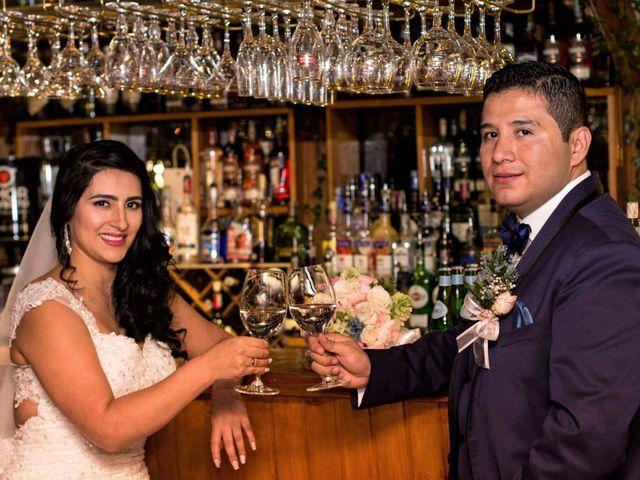 El matrimonio de Alejandro y Yeimi en La Calera, Cundinamarca 12