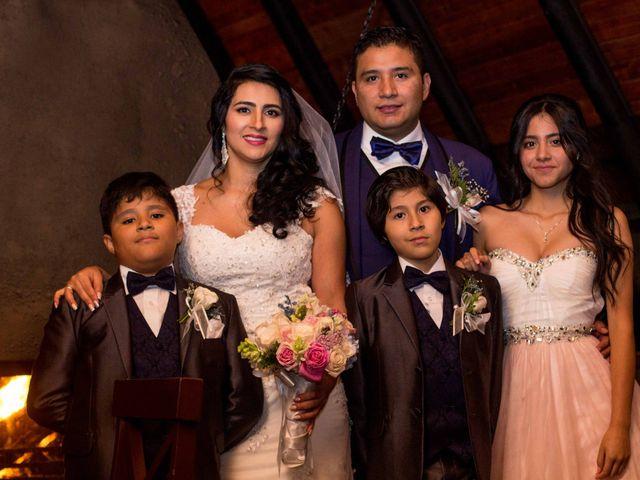 El matrimonio de Alejandro y Yeimi en La Calera, Cundinamarca 13