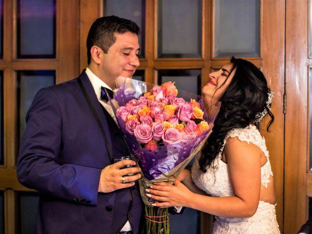 El matrimonio de Alejandro y Yeimi en La Calera, Cundinamarca 19