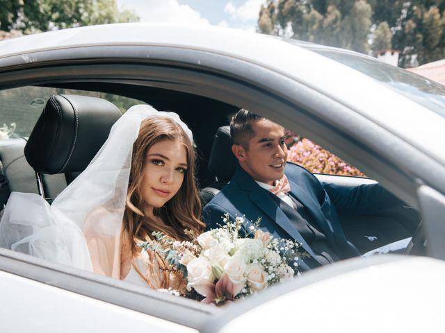 El matrimonio de Yanita y Felipe