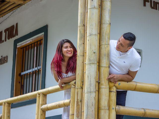 El matrimonio de Nelson y Lina en Ibagué, Tolima 11