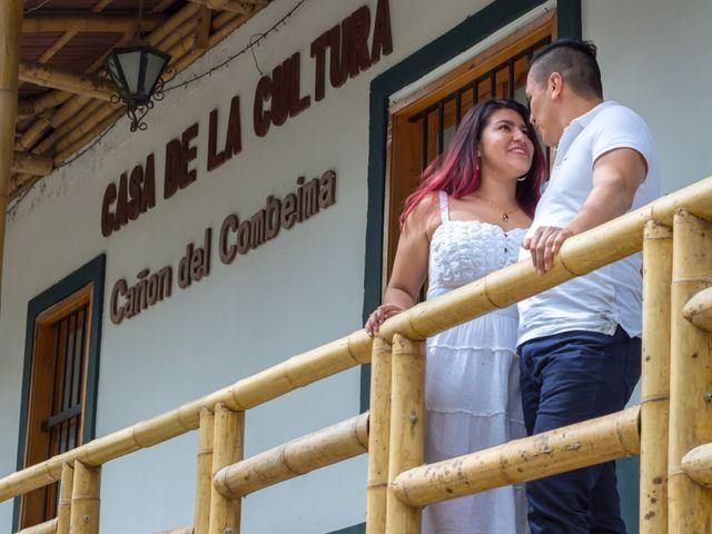 El matrimonio de Nelson y Lina en Ibagué, Tolima 12