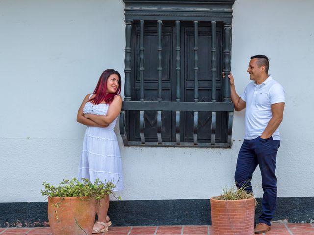 El matrimonio de Nelson y Lina en Ibagué, Tolima 14