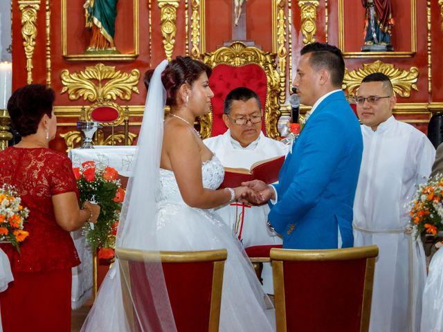 El matrimonio de Nelson y Lina en Ibagué, Tolima 34
