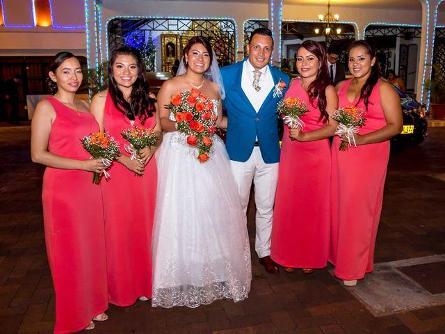 El matrimonio de Nelson y Lina en Ibagué, Tolima 41