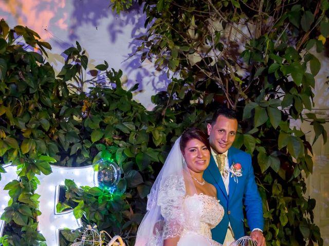 El matrimonio de Lina y Nelson