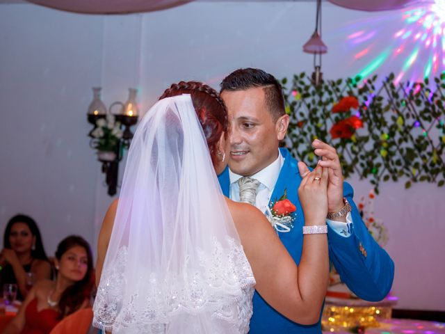 El matrimonio de Nelson y Lina en Ibagué, Tolima 66
