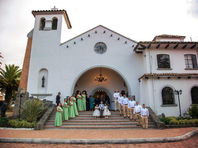 El matrimonio de Andres y Johanna en San Juan de Pasto, Nariño 2