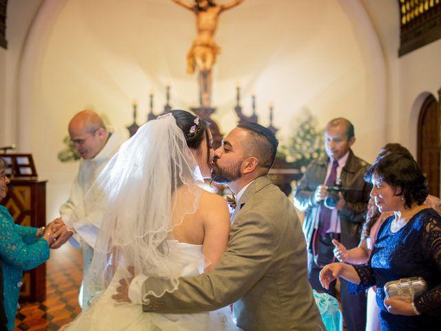 El matrimonio de Andres y Johanna en San Juan de Pasto, Nariño 9