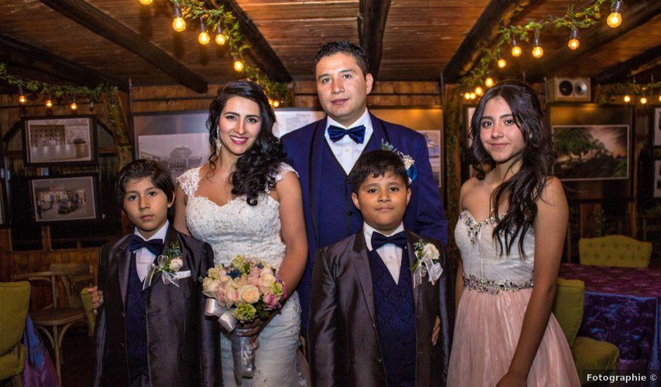 El matrimonio de Alejandro y Yeimi en La Calera, Cundinamarca