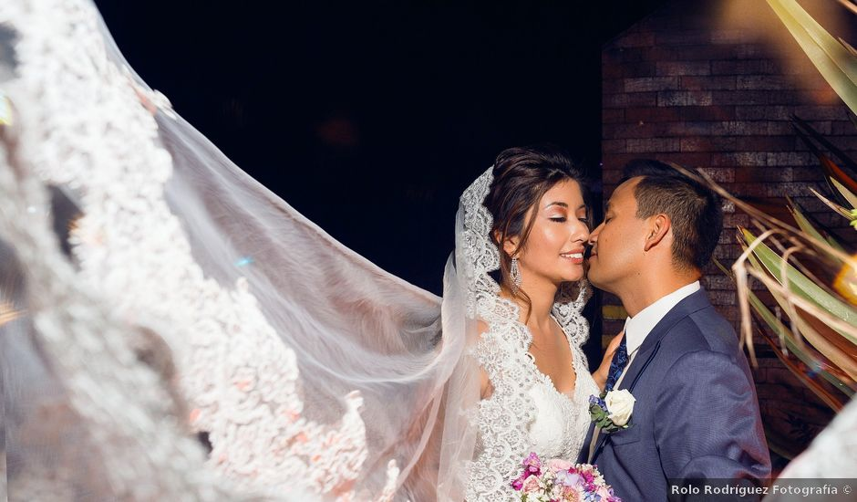 El matrimonio de Rodolfo y Joahana en Bogotá, Bogotá DC