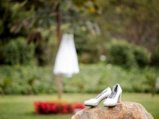 El matrimonio de Maria Fernanda y Adrian 1