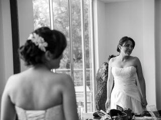 El matrimonio de Maria Fernanda y Adrian 2