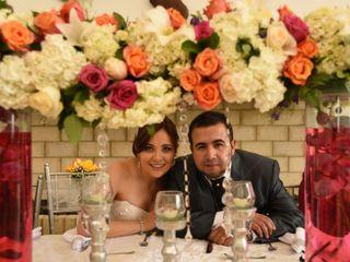 El matrimonio de Maria Fernanda y Adrian