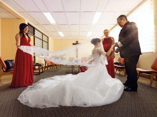 El matrimonio de Viviana y Camilo 1