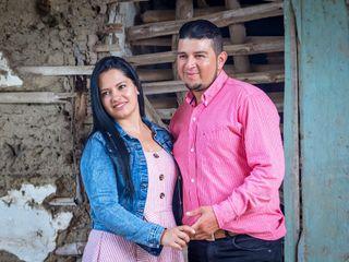 El matrimonio de Carolina y Orlando 1