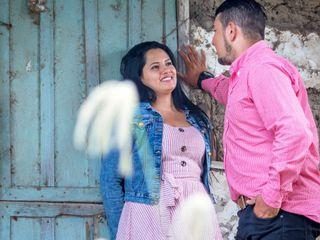 El matrimonio de Carolina y Orlando 2