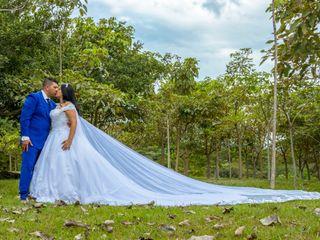 El matrimonio de Carolina y Orlando